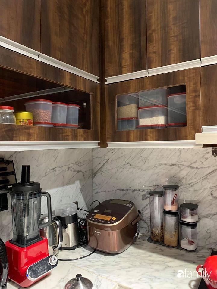 """Căn bếp toàn đồ """"xịn sò"""" của bà mẹ Hà Tĩnh yêu thích làm bánh, nấu nhiều món ngon cho gia đình - Ảnh 5."""