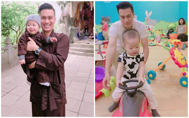 """Trước khi bị cả 2 vợ cũ chỉ trích vô trách nghiệm, nam diễn viên Việt Anh từng có cách nuôi dạy con """"rất gì và này nọ"""" - Ảnh 7."""