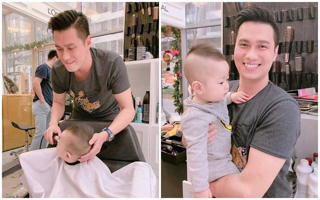 """Trước khi bị cả 2 vợ cũ chỉ trích vô trách nghiệm, nam diễn viên Việt Anh từng có cách nuôi dạy con """"rất gì và này nọ"""" - Ảnh 8."""