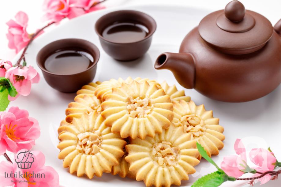 """Hot mom Huỳnh Phương Trang chia sẻ cách làm bánh Florentine """"vạn người mê"""" để dành ăn Tết! - Ảnh 2."""