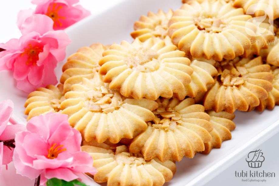 """Hot mom Huỳnh Phương Trang chia sẻ cách làm bánh Florentine """"vạn người mê"""" để dành ăn Tết! - Ảnh 3."""