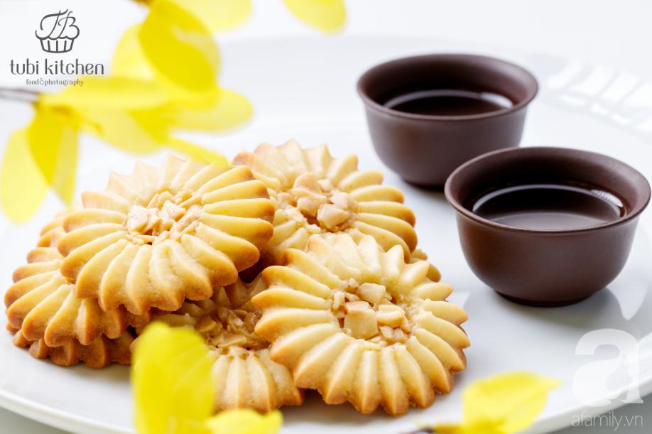 """Hot mom Huỳnh Phương Trang chia sẻ cách làm bánh Florentine """"vạn người mê"""" để dành ăn Tết! - Ảnh 5."""