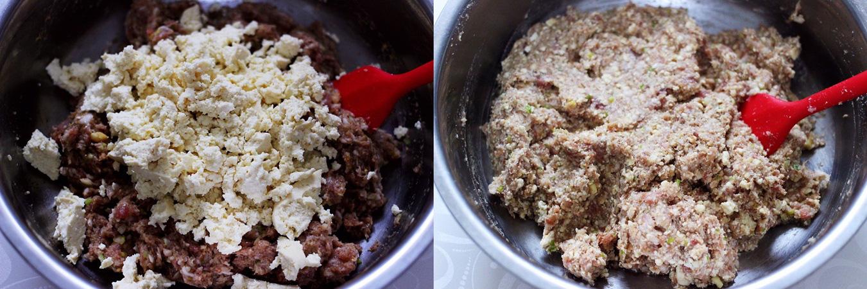 Chỉ với 2 nguyên liệu chính, tôi làm món đậu phụ viên thịt chiên giòn ngon bất ngờ! - Ảnh 3.