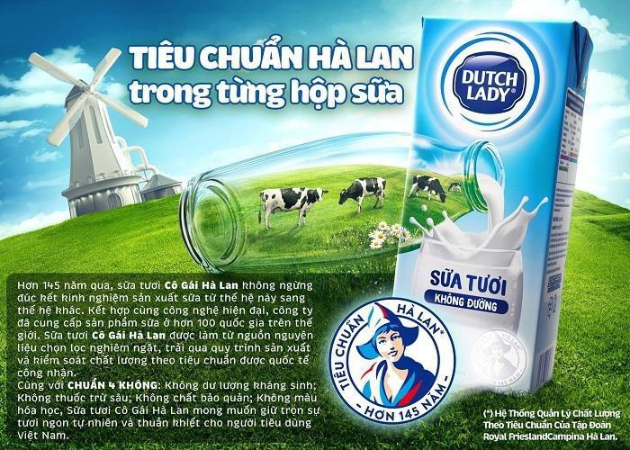 Sữa tươi Cô Gái Hà Lan kiểm soát độ an toàn hàng đầu nhờ cách nuôi bò đặc biệt - Ảnh 5.