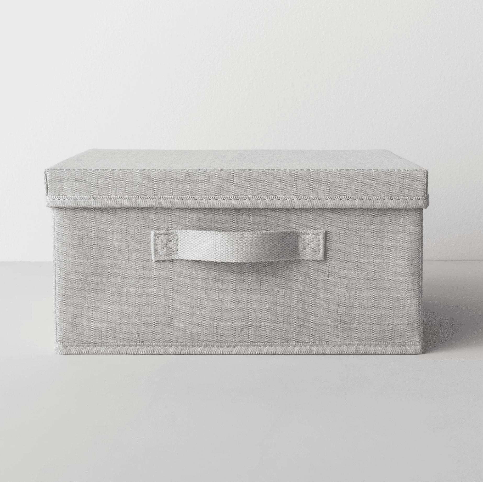 9 hộp lưu trữ đồ dùng có giá dưới 400 nghìn đồng, vừa dễ thương lại tiện lợi mà bạn có thể sắm ngay để sử dụng  - Ảnh 2.