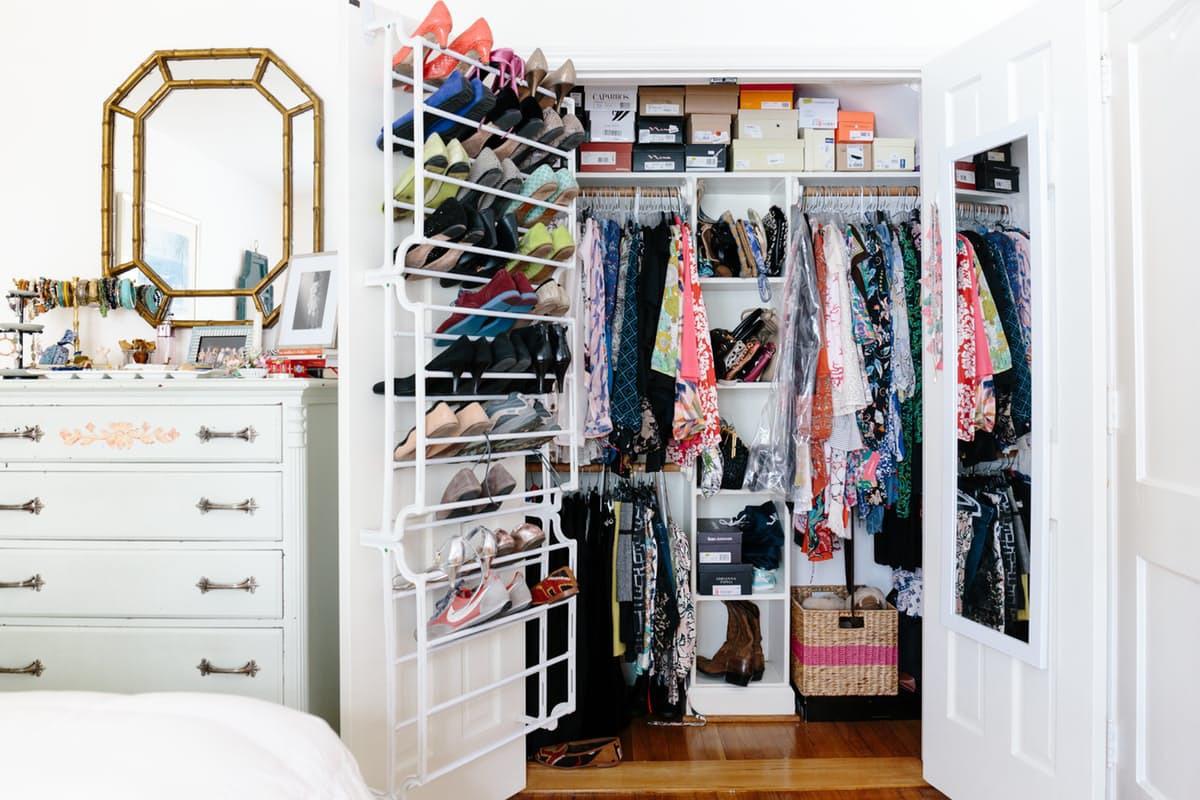 Hô biến tủ quần áo có sức chứa vạn năng chỉ bằng những bước đơn giản sau - Ảnh 4.