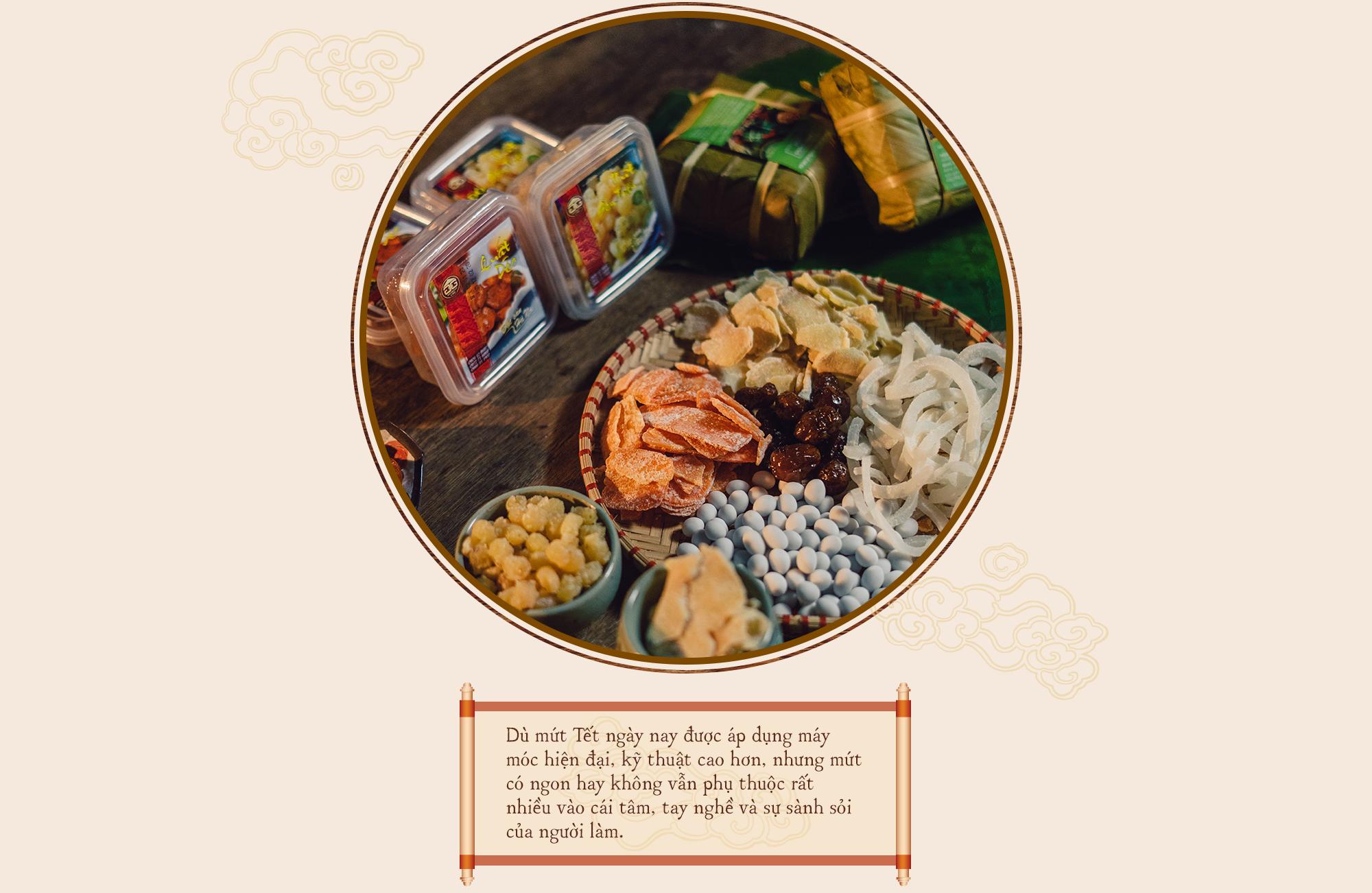 Gia tộc hơn 100 năm làm mứt Tết truyền thống ở Hà Nội: Ăn mứt phải ăn cái thật chất chứ không dùng bao bì hào nhoáng che đậy ẩm thực xoàng xĩnh - Ảnh 15.
