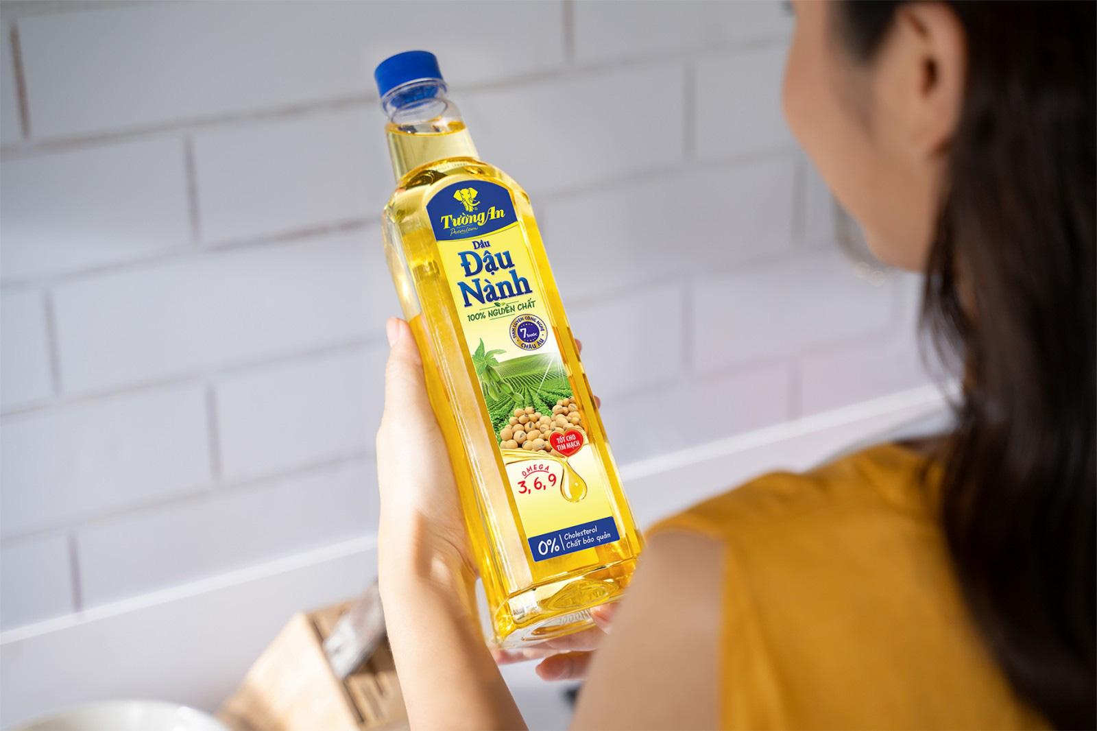 Thời đại công nghệ - Chọn dầu ăn cũng cần lấy công nghệ làm đầu để bảo đảm sức khỏe gia đình - Ảnh 2.