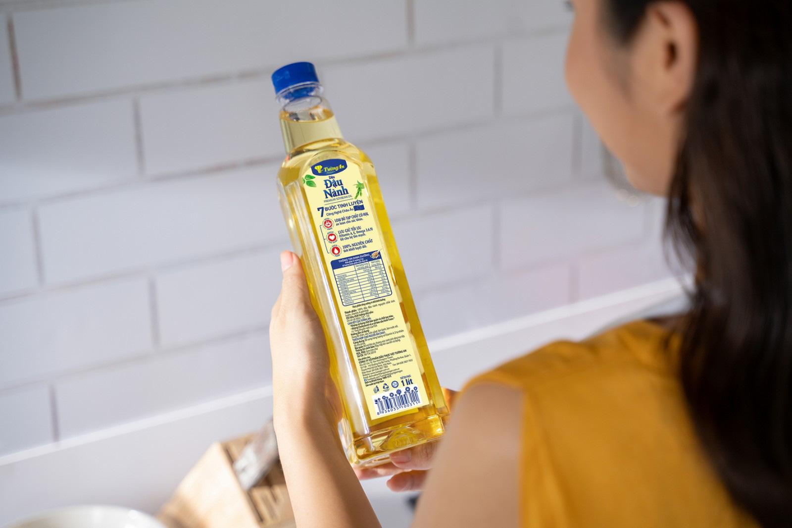Thời đại công nghệ - Chọn dầu ăn cũng cần lấy công nghệ làm đầu để bảo đảm sức khỏe gia đình - Ảnh 3.