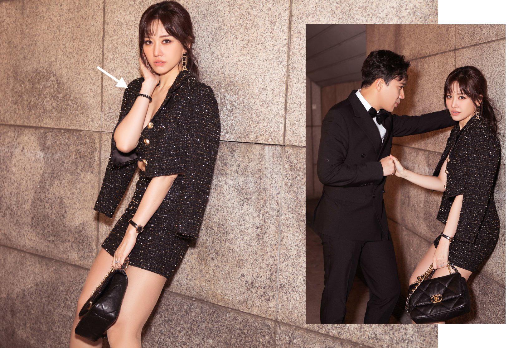 """Hari Won bị chồng """"mắng"""" tới tấp vì cái tội đầu óc để đâu mà diện nguyên cây Chanel vài trăm triệu mà lại đeo phụ kiện 4 ngàn - Ảnh 2."""
