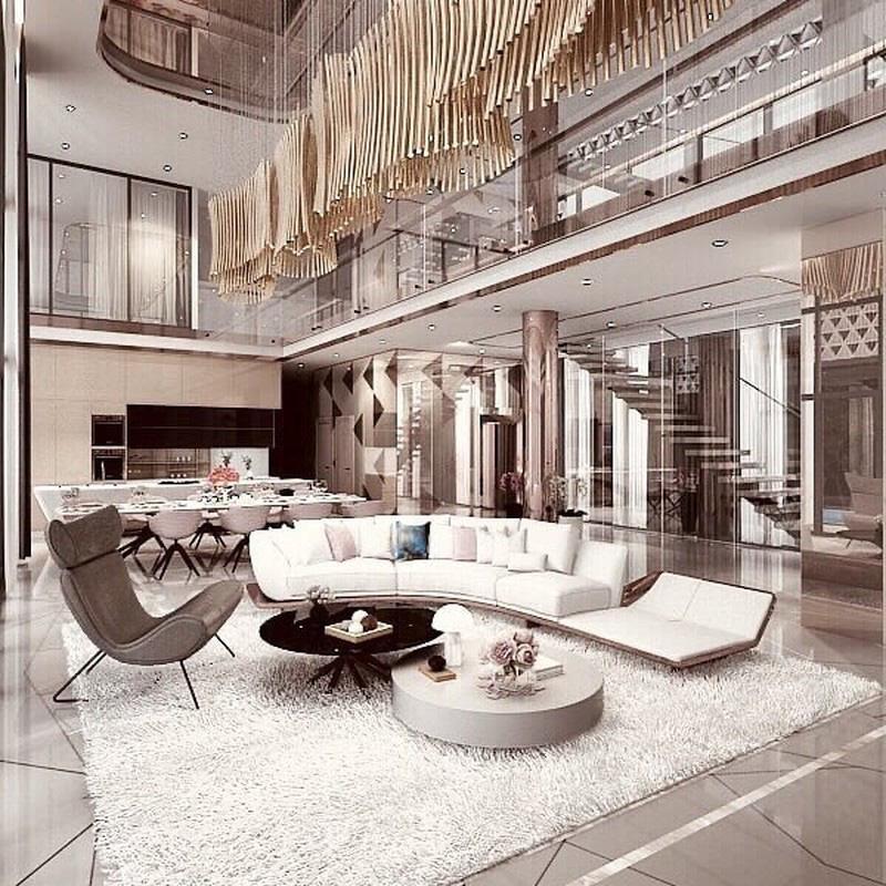 Đầu năm mới, Ngọc Trinh gây choáng khi tiết lộ căn biệt thự đang xây với giá 24 tỷ, chỉ riêng phòng ngủ đã rộng tới 230m2 - Ảnh 7.