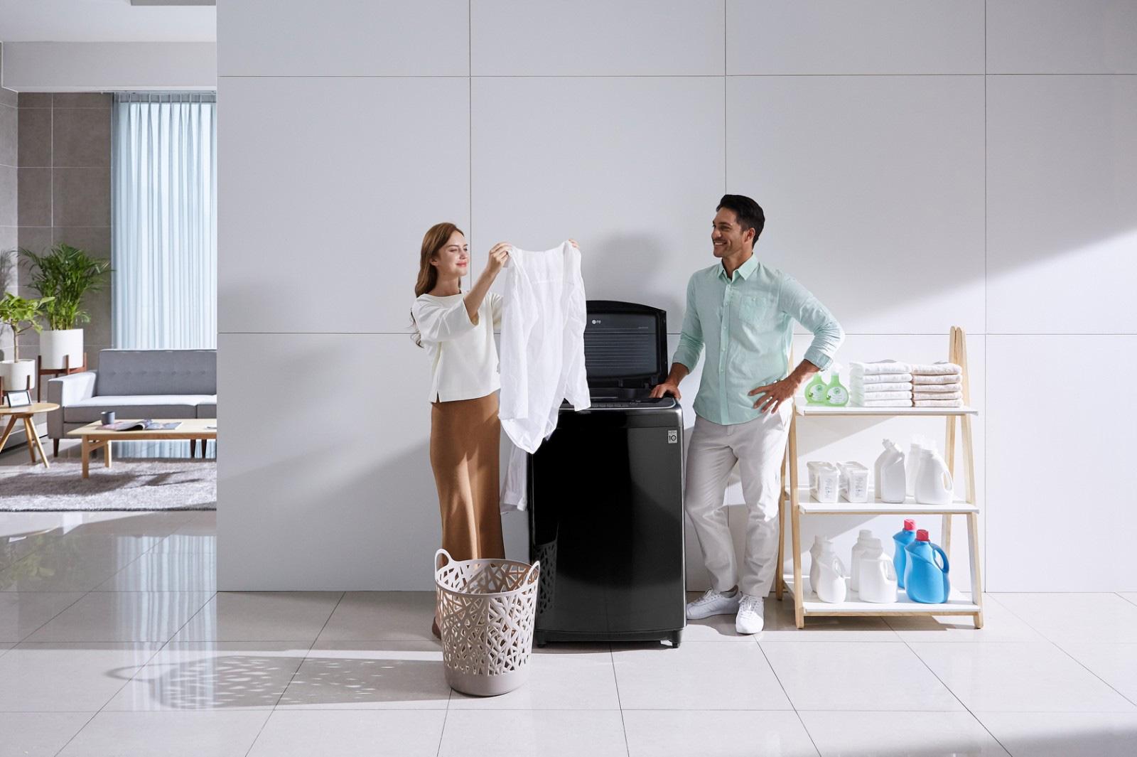 Đừng để giặt giũ chiếm quá nhiều thời gian của bạn - Ảnh 2.