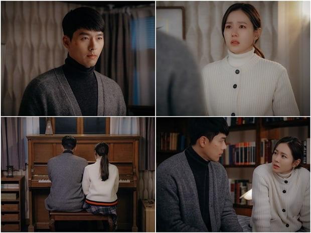 """""""Crash Landing On You"""" tập 9: Son Ye Jin trực trào nước mắt khi gặp lại Hyun Bin, đập tan nghi vấn """"chị đẹp"""" bỏ mạng? - Ảnh 2."""