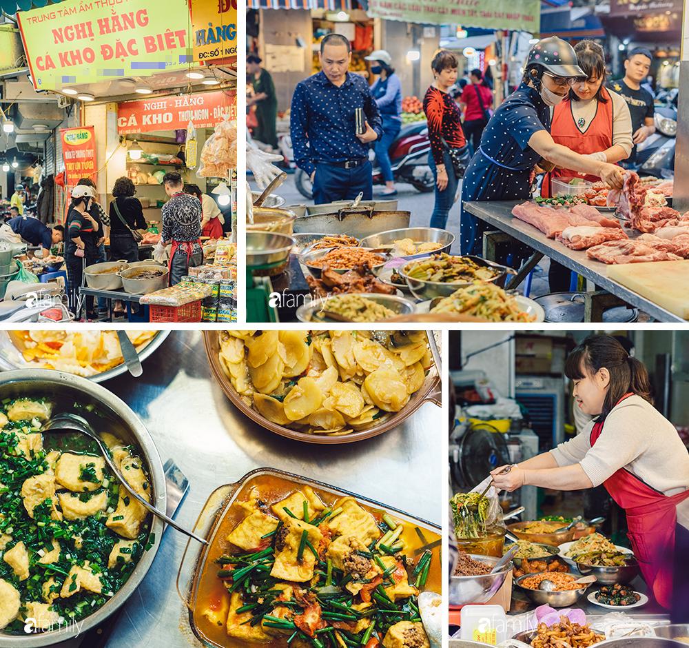 Hàng đồ ăn sẵn nhiều món nhất chợ Hàng Bè: Chỉ riêng cá kho đã bán 200kg mỗi ngày, vì chiều khách mà từ 2 món thành vài chục món  - Ảnh 10.