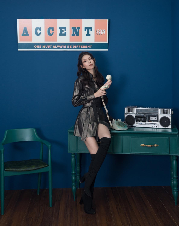 Diva Hồng Nhung điện đầm khoe vòng 1 nóng bỏng ở tuổi 49 đọ sắc cùng siêu mẫu Hà Anh tại sự kiện thời trang - Ảnh 6.