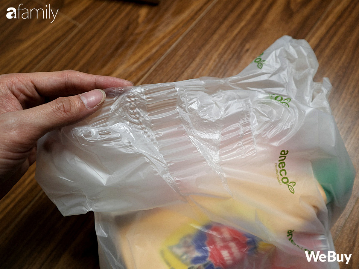 Hội chị em dọn nhà, mua sắm dùng thử ngay túi nilon AnEco: Làm từ nhựa sinh học, phân hủy 100% thành mùn nuôi cây, nước và CO2 - Ảnh 5.