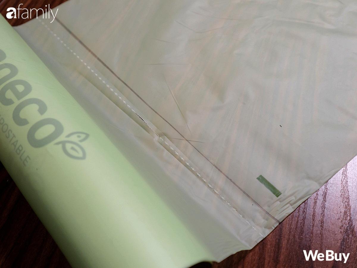 Hội chị em dọn nhà, mua sắm dùng thử ngay túi nilon AnEco: Làm từ nhựa sinh học, phân hủy 100% thành mùn nuôi cây, nước và CO2 - Ảnh 8.