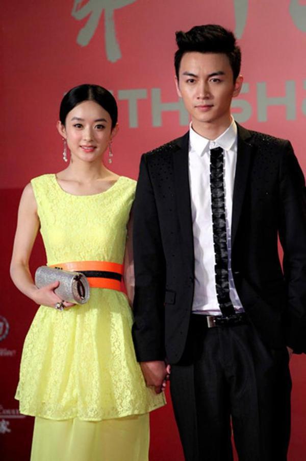 Sau 6 năm Triệu Lệ Dĩnh bất ngờ tiết lộ bản thân từng bị bạn trai phản bội, netizen đồng loạt gọi tên Trần Hiểu - Ảnh 3.