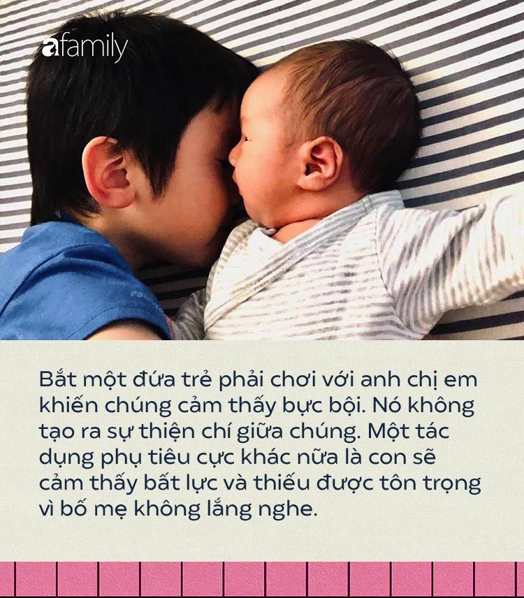 Parent coach Linh Phan: Đừng tìm cách giải quyết xung đột giữa các con, thay vào đó hãy làm việc này để kết nối lũ trẻ - Ảnh 8.
