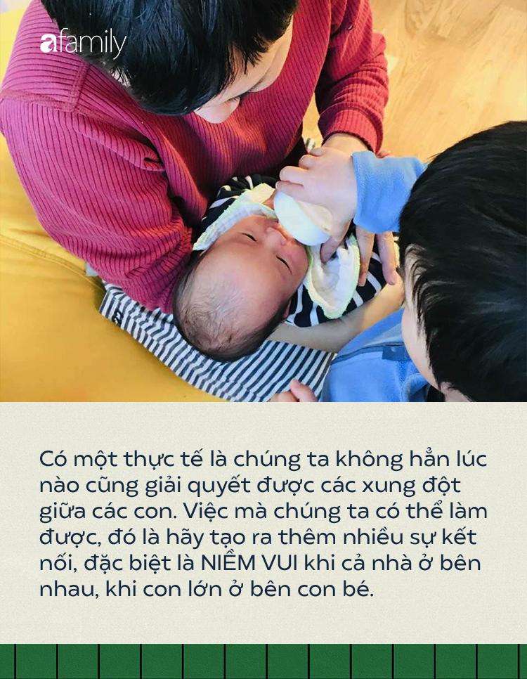 Parent coach Linh Phan: Đừng tìm cách giải quyết xung đột giữa các con, thay vào đó hãy làm việc này để kết nối lũ trẻ - Ảnh 3.