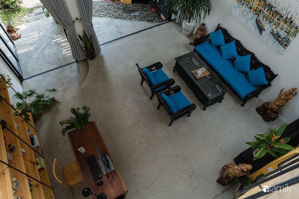 Ngôi nhà gắn liền với những hoài niệm xưa cũ đẹp bình yên dưới những bóng cây ở Quảng Nam - Ảnh 14.