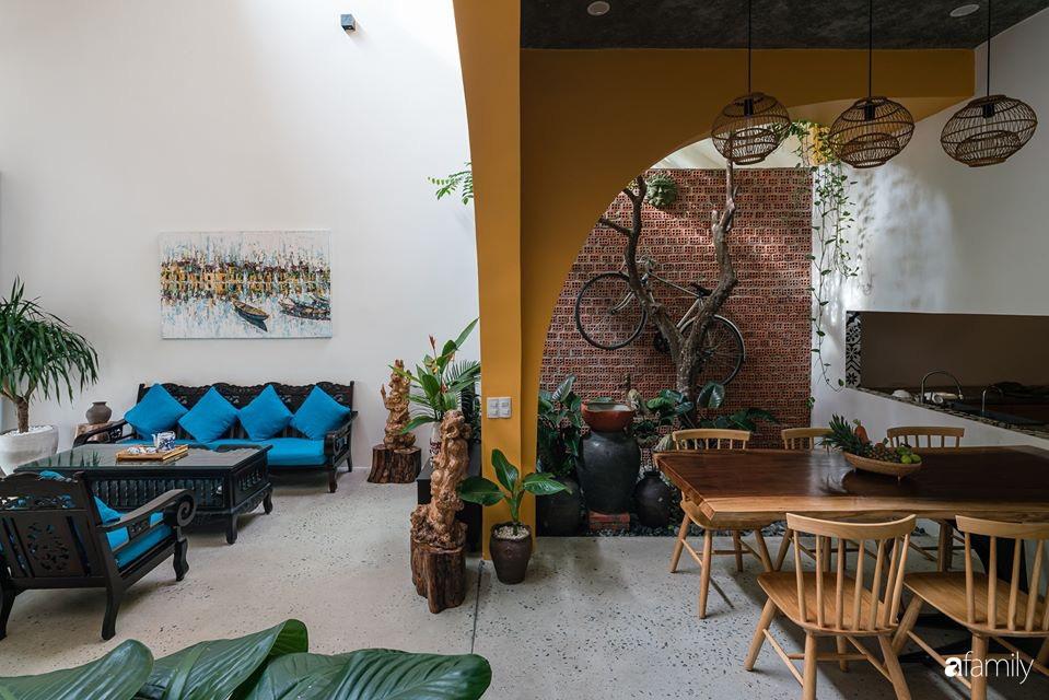 Ngôi nhà gắn liền với những hoài niệm xưa cũ đẹp bình yên dưới những bóng cây ở Quảng Nam - Ảnh 13.