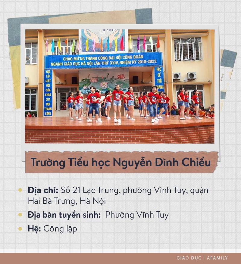 Danh sách các trường tiểu học quận Hai Bà Trưng: - Ảnh 6.