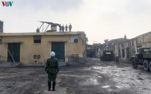 4 tháng sau vụ cháy, dân sống quanh Nhà máy Rạng Đông vẫn chưa hết lo âu  - Ảnh 3.