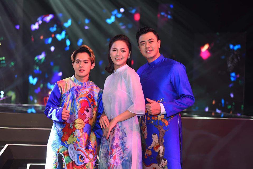 Sao Việt áo dài - Ảnh 5.