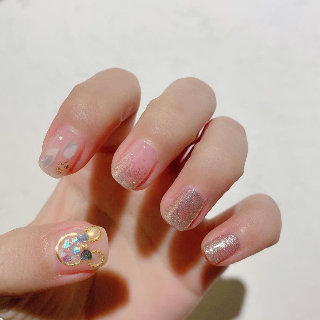 Gợi ý 12 mẫu nails vừa đơn giản lại đẹp sang, rất hợp dịp Tết Canh Tý 2020  - Ảnh 11.