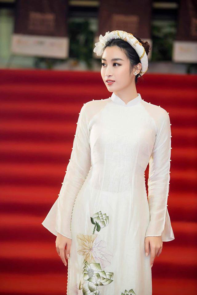 Sao Việt áo dài - Ảnh 8.