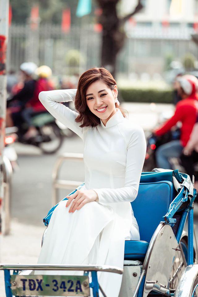 Sao Việt áo dài - Ảnh 10.