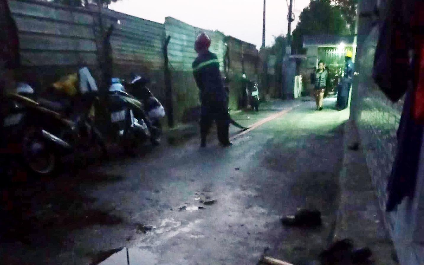 TP.HCM: Hỏa hoạn đau lòng ngày cuối năm khiến 5 người trong một gia đình thiệt mạng