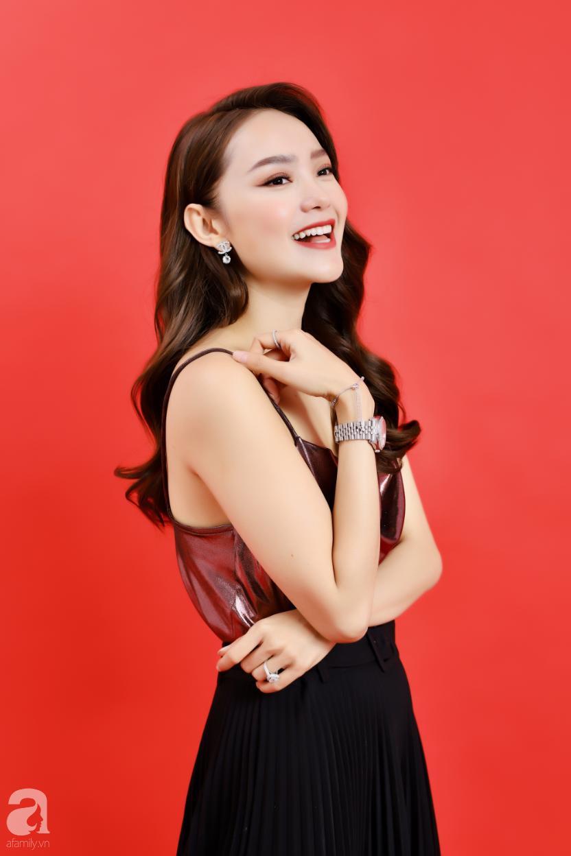 Minh Hằng tuyên bố ngày làm mẹ sẽ không còn xa, bất ngờ tiết lộ mối quan hệ với Thanh Hằng theo cách lạnh lùng - Ảnh 5.