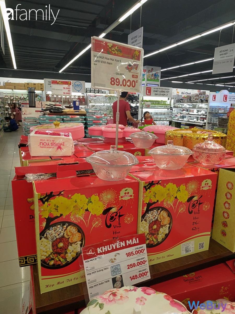 Sát Tết, siêu thị Sài Gòn đã bớt cảnh chen chúc, hàng hóa đồng loạt sale up to 50% - Ảnh 5.