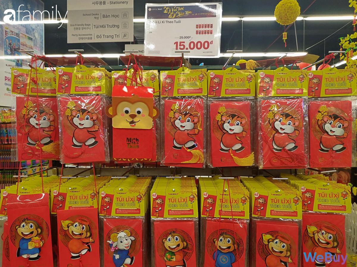 Sát Tết, siêu thị Sài Gòn đã bớt cảnh chen chúc, hàng hóa đồng loạt sale up to 50% - Ảnh 3.