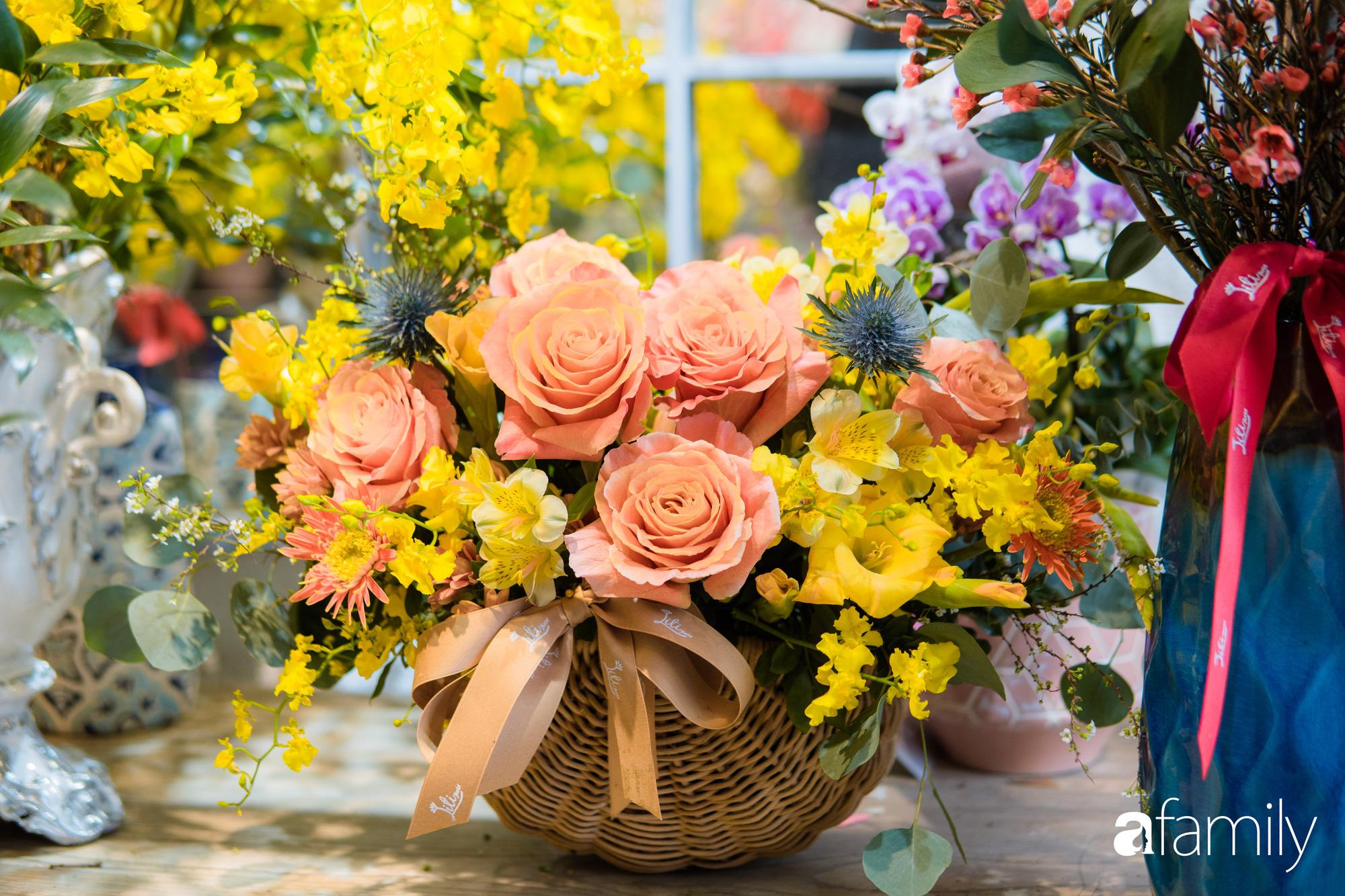 """Ngắm những loài hoa nhập khẩu đẹp lạ """"sang chảnh"""" để hiểu tại sao các đại gia Hà thành sẵn sàng chi 50 triệu sắm hoa đẹp chơi Tết - Ảnh 11."""