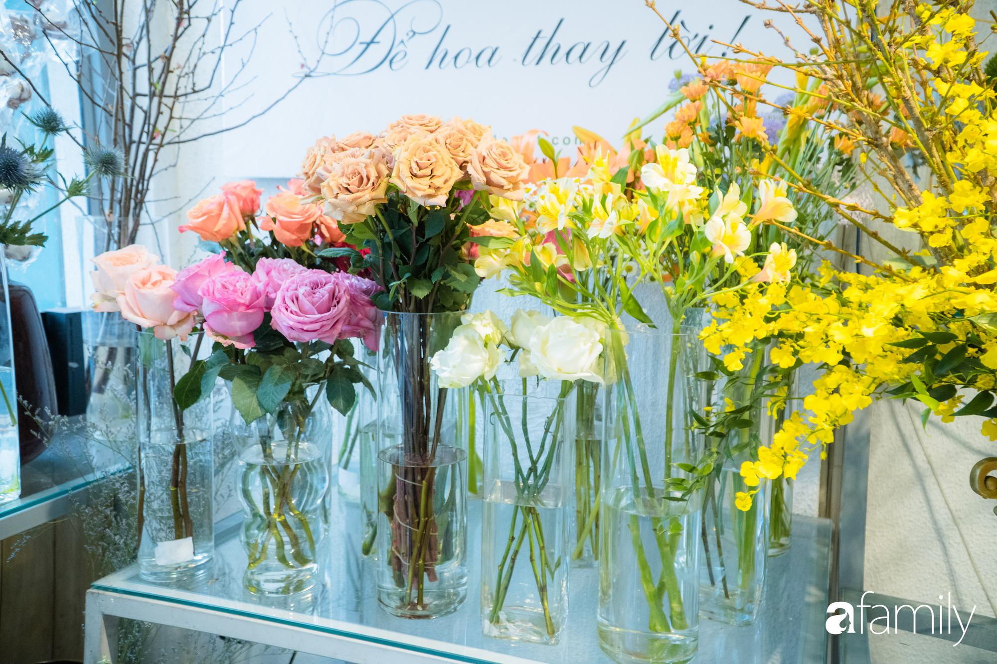 """Ngắm những loài hoa nhập khẩu đẹp lạ """"sang chảnh"""" để hiểu tại sao các đại gia Hà thành sẵn sàng chi 50 triệu sắm hoa đẹp chơi Tết - Ảnh 4."""