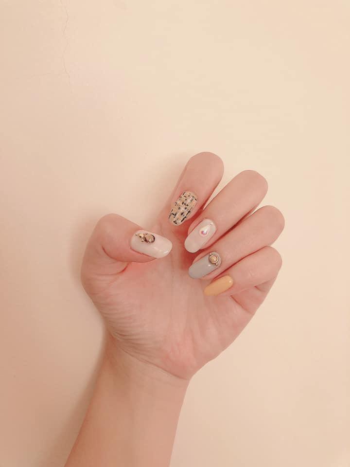 Chị em nô nức khoe thành quả bộ nails ăn Tết:  - Ảnh 13.