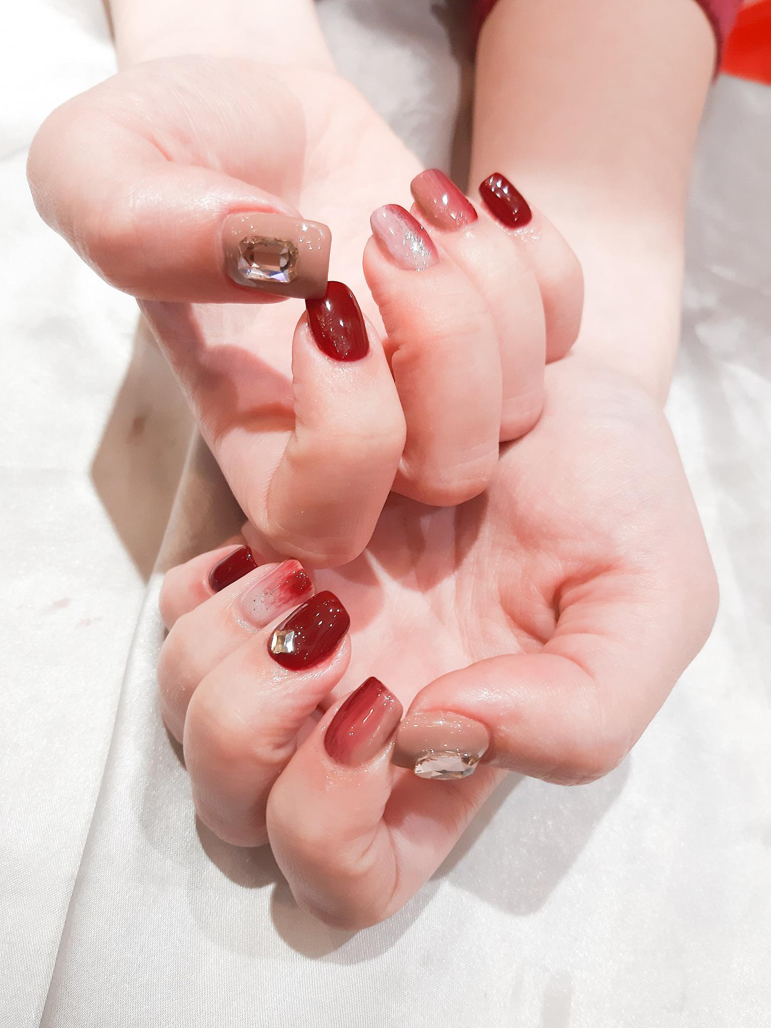 Chị em nô nức khoe thành quả bộ nails ăn Tết:  - Ảnh 6.