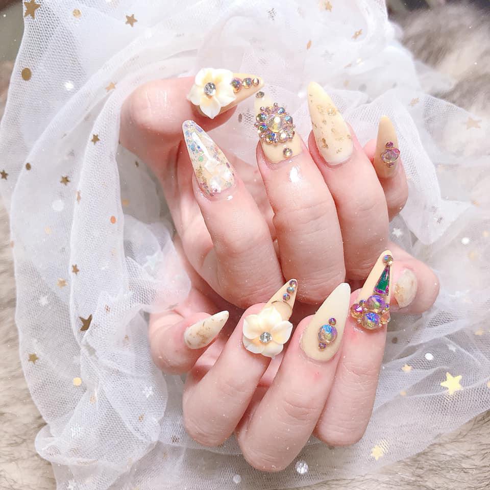 Chị em nô nức khoe thành quả bộ nails ăn Tết:  - Ảnh 5.