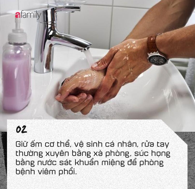 Virus corona bùng phát vô cùng phức tạp: Đây là 5 việc đơn giản nhưng hiệu quả người Việt phải làm ngay để bảo vệ mình - Ảnh 4.