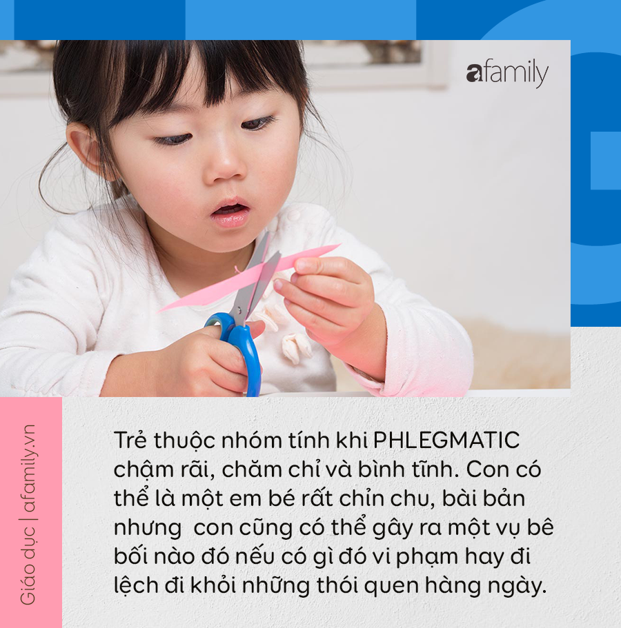 Parent coach Linh Phan chỉ cách phân biệt 4 nhóm tính khí bẩm sinh ở trẻ và định hướng giao tiếp, giáo dục phù hợp giúp con thành công - Ảnh 7.