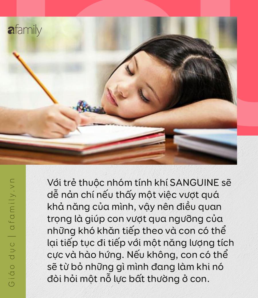 Parent coach Linh Phan chỉ cách phân biệt 4 nhóm tính khí bẩm sinh ở trẻ và định hướng giao tiếp, giáo dục phù hợp giúp con thành công - Ảnh 5.