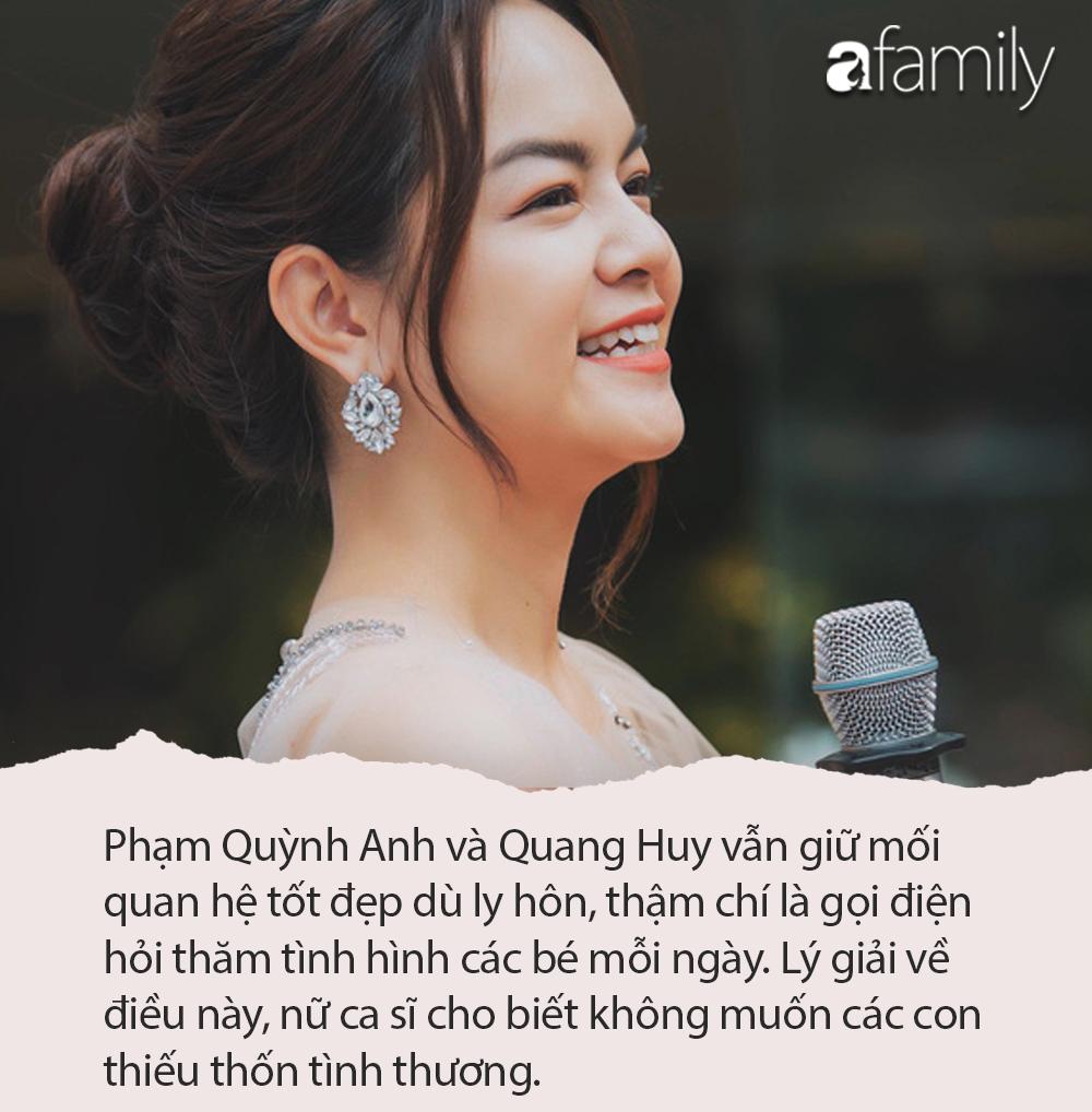 Phạm Quỳnh Anh bịn rịn chia tay 2 con gái về quê đón Tết với Quang Huy nhưng cách cư xử của nữ ca sĩ được đánh giá cao - Ảnh 3.