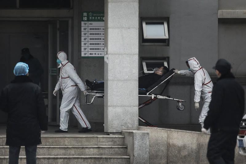 Hai người Trung Quốc nhiễm virus corona mới đi trên chuyến bay, chuyến tàu nào? - Ảnh 3.