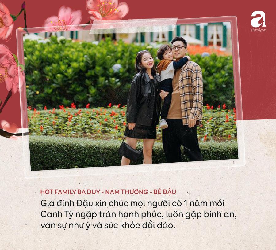 Lời chúc đầu năm mới Canh Tý 2020 của các hot family đình đám: Vạn sự như ý, tỉ sự như mơ! - Ảnh 4.