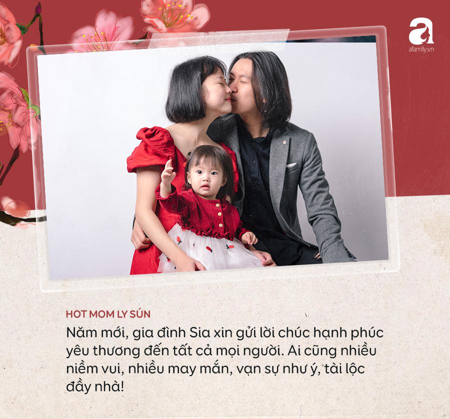 Lời chúc đầu năm mới Canh Tý 2020 của các hot family đình đám: Vạn sự như ý, tỉ sự như mơ! - Ảnh 7.