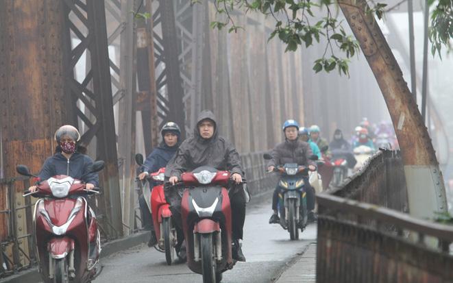 Thời tiết cả nước trong những ngày nghỉ còn lại Tết Nguyên đán: Không khí lạnh mạnh tiếp tục tăng cường, miền Bắc trời chuyển rét đậm, mưa giông chấm dứt