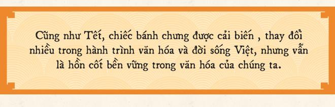 Bánh chưng, bánh tét - tinh hoa nghìn năm lúa nước trên bàn thờ Việt và những biến thể duyên dáng thời hiện đại - Ảnh 23.